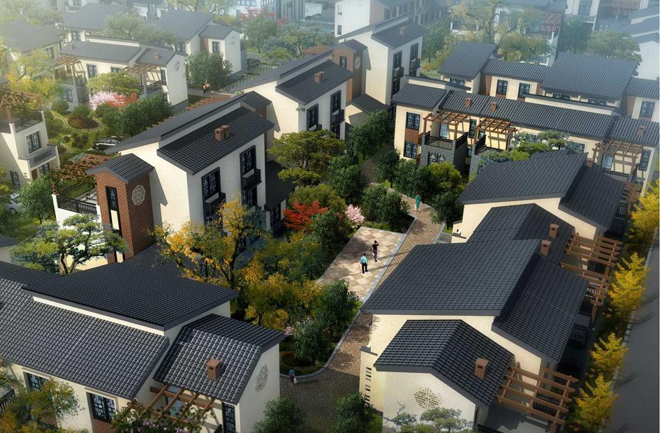蒲江县寿安镇吕石桥村新农村聚居点规划设计